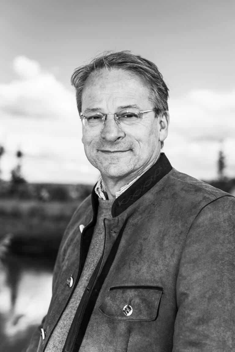 Theoloog en hoogleraar Paul van Geest - gezicht