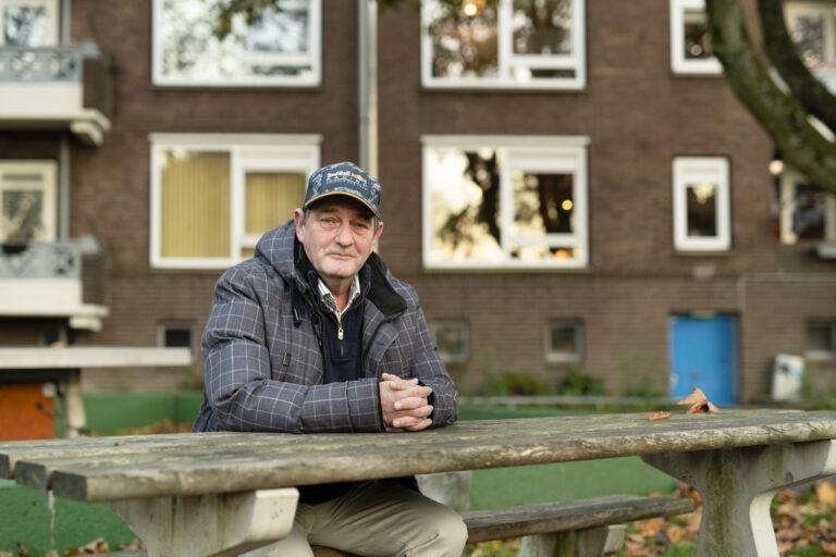 André de Ruiter_ex-dakloze_buiten