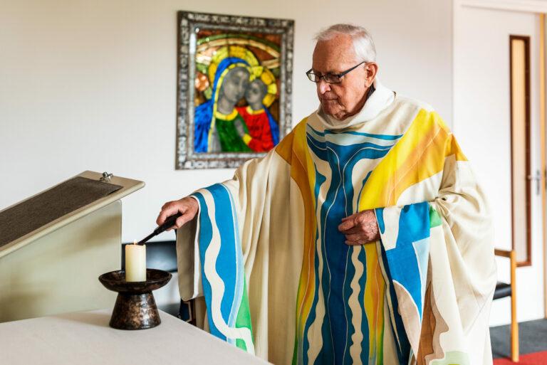 Pater Pierre Stikkelbroeck Augustijnen