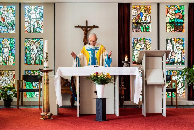 Pater Pierre Stikkelbroeck Augustijnen 2