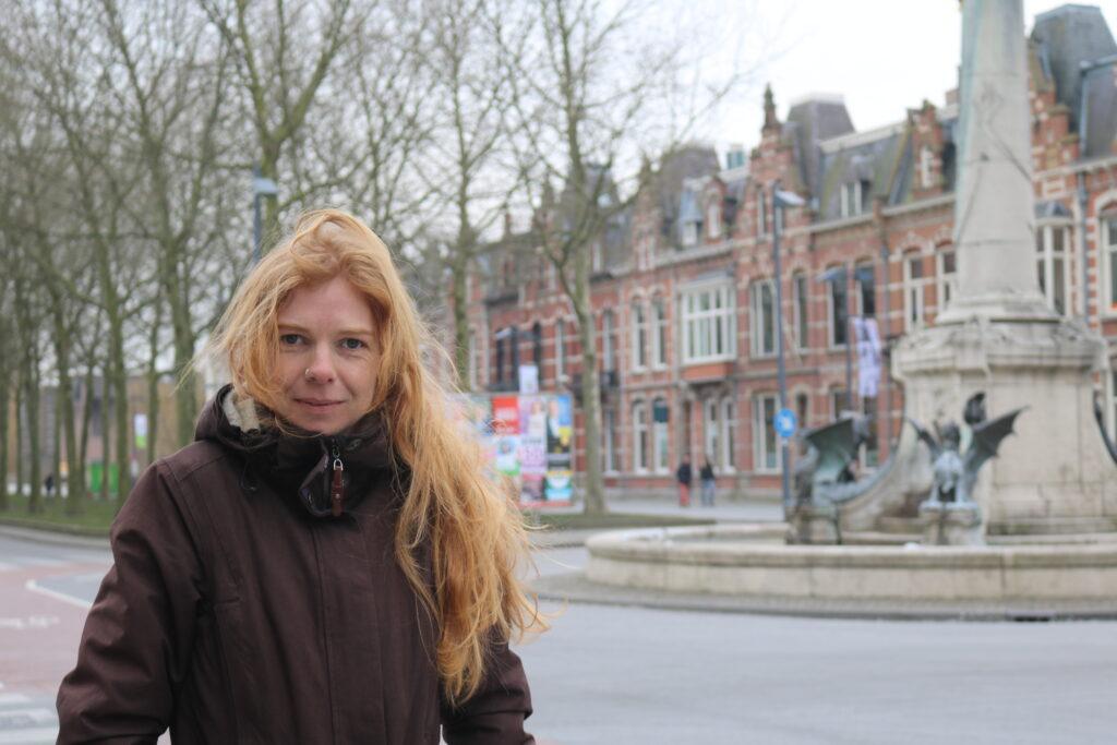 Straatpastoraat Den Bosch Lianne van Oosterhout