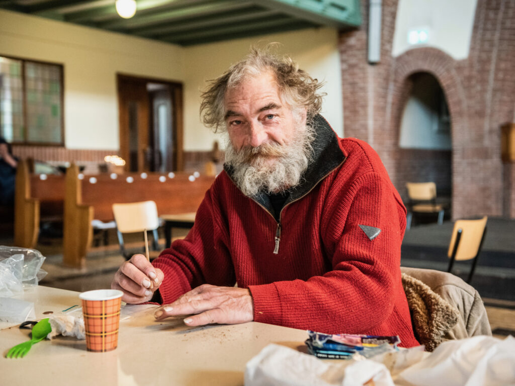 Dieter - bezoeker Kerk & Buurt Westerpark_credits Simon Lenskens