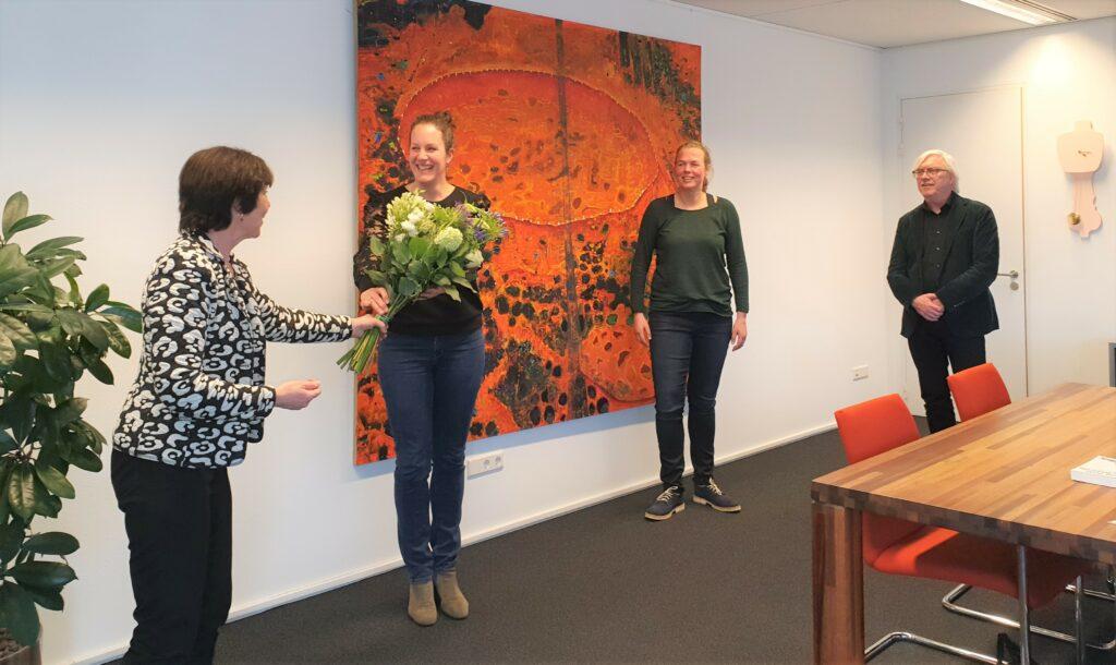 Afbeelding Henriette Hulsebosch, Friedolien de Fraiture, Joy Falkema en Bert van Alphen