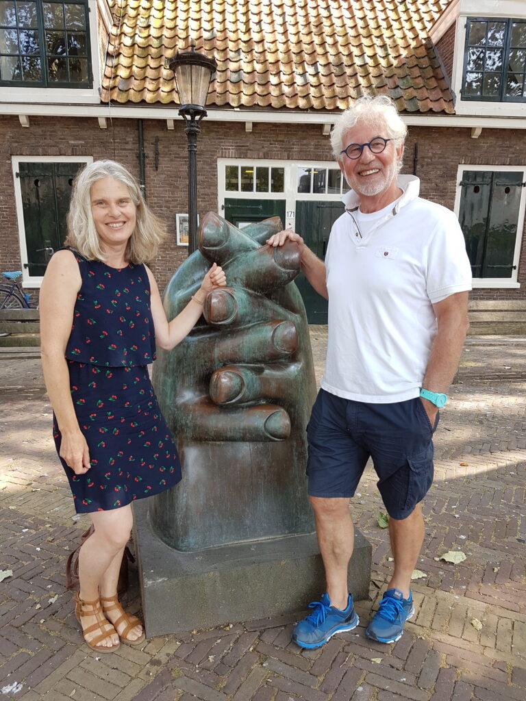 Straatpastores Wieke de Wolff en Jan Bernard Struik_collectie Straatpastoraat Utrecht