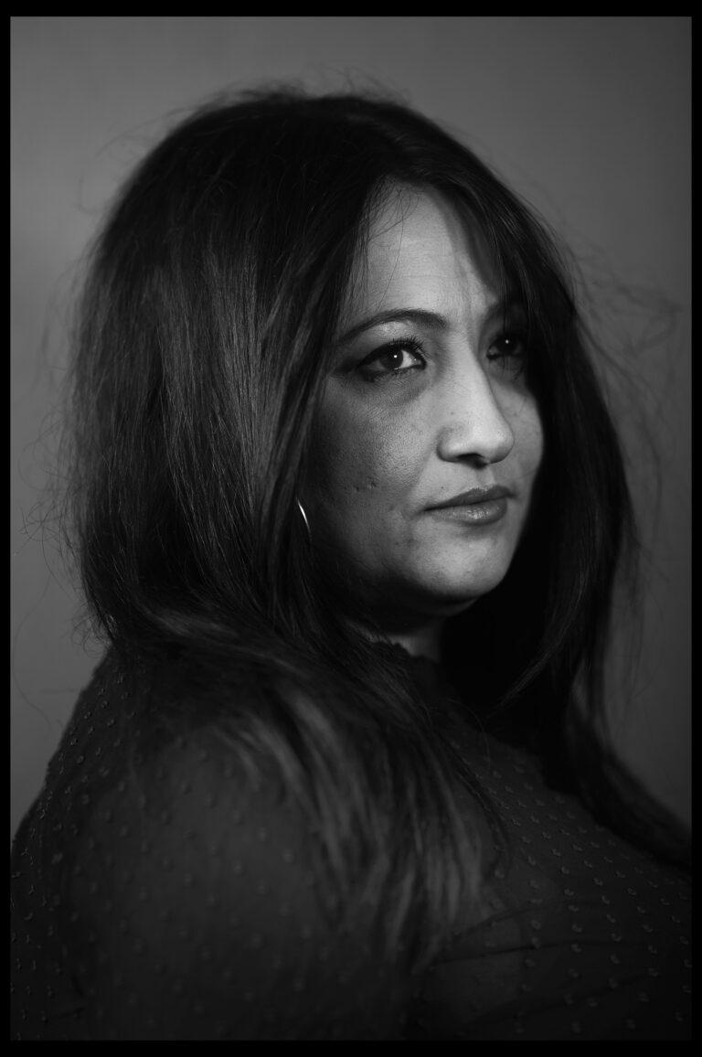 Portret Laila_ongedocumenteerde